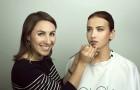 Визажист Лана Валло научит простым приемам в макияже