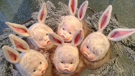 Международная выставка кукол и мишек Тедди  в Таллинне