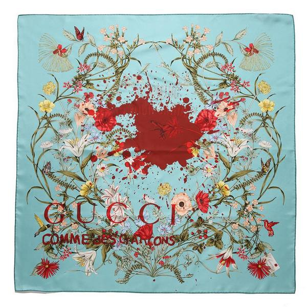 Gucci x Comme des Garcons Red Celebration_1