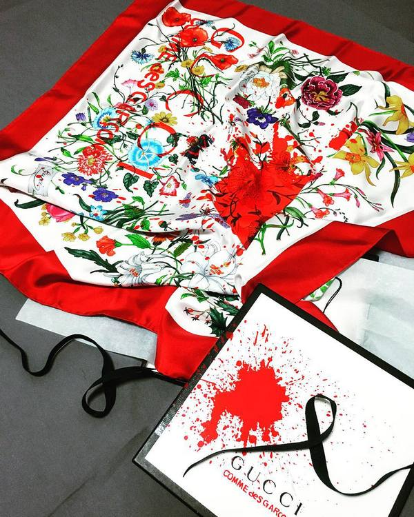Gucci x Comme des Garcons Red Celebration_3