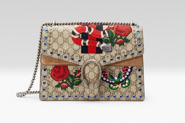 Gucci's Dionysus City Bag London