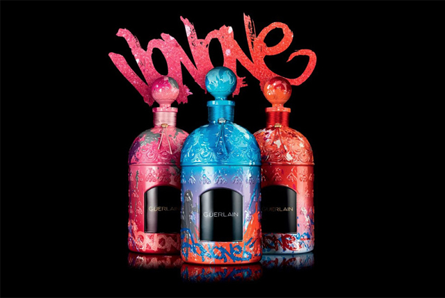 JonOne for Guerlain