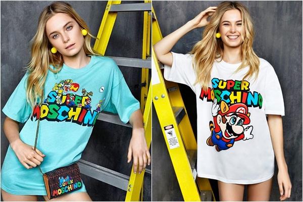 Moschino Super Mario 1