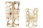 Архитектор Заха Хадид создала новую коллекцию украшений