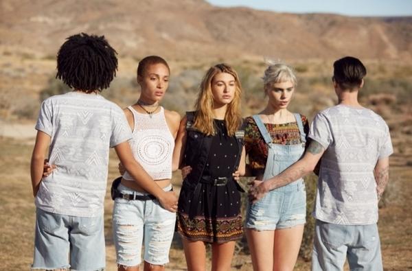 H&M x Coachella 1