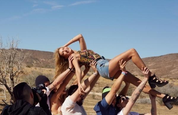 H&M x Coachella