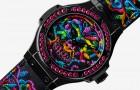 Hublot украсили часы мексиканской вышивкой в духе калаверы