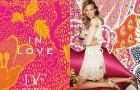 В ярких красках: Карли Клосс в кампании Diane Von Furstenberg