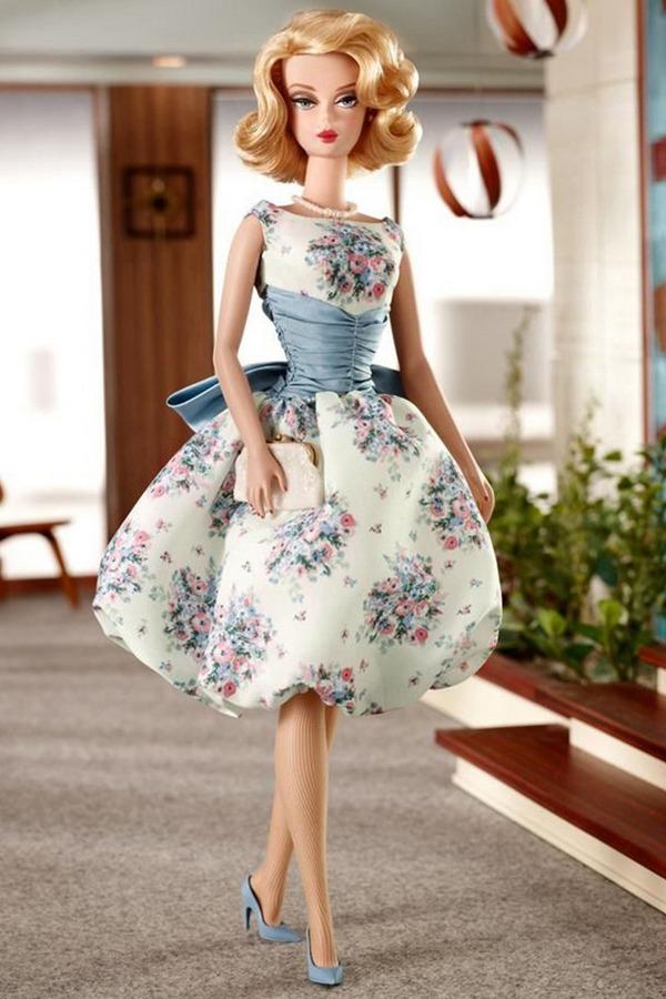 Barbie+Бетти+Дрейпер,+«Безумцы»