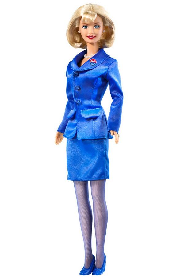 Barbie+Хиллари+Клинтон
