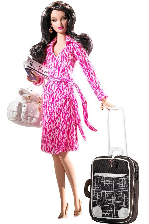 Barbie Diane von Furstenberg