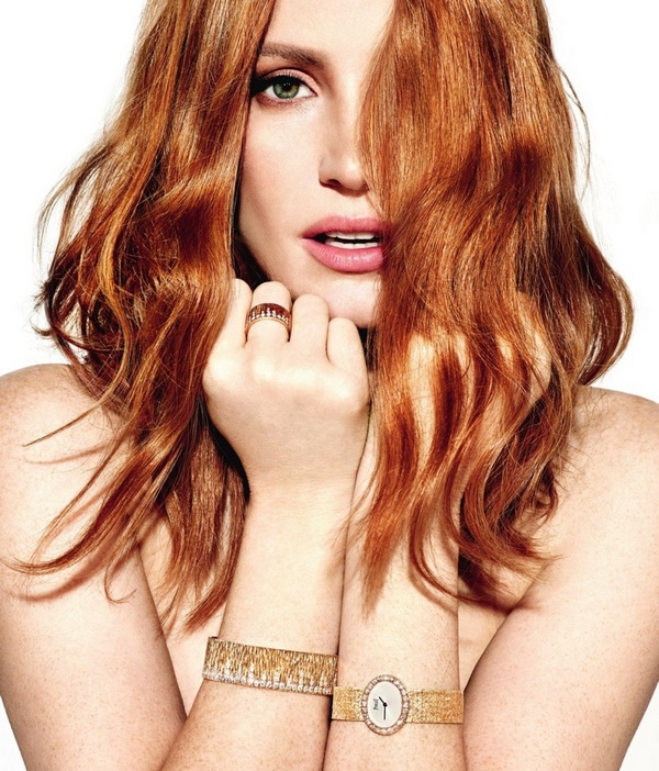 Jessica-Chastain-Piaget-Spring-2016-Campaign-5