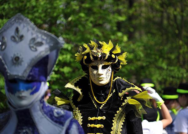 венецианский карнавал в таллинне (2)