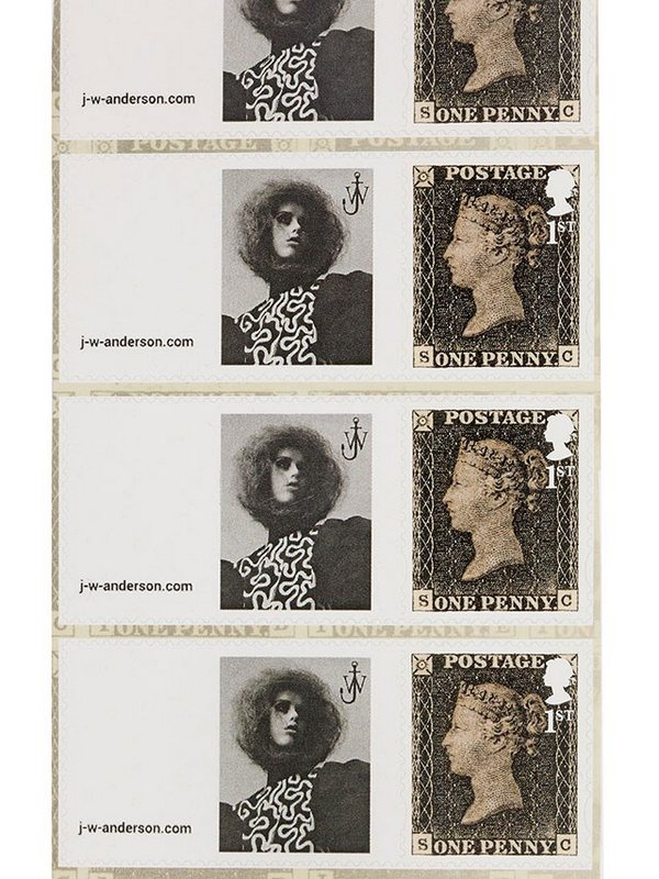 J.W. Anderson-Postage-Stamp-1