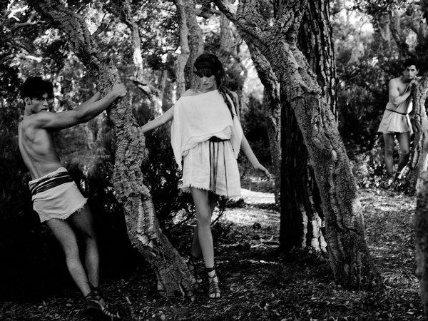 Karl Lagerfeld Daphnis and Chloe 4