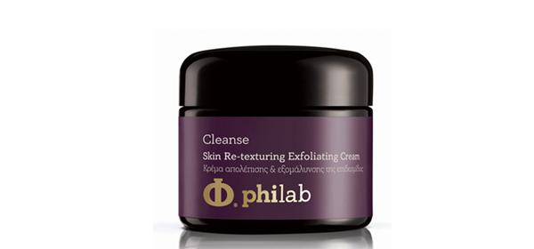 Skin Re-texturing Exfoliating Cream_Philab