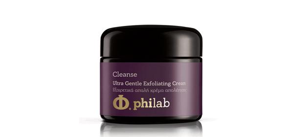 Ultra Gentle Exfoliating Cream_Philab