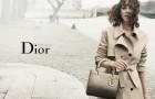 В 15-й раз: Марион Котийяр в новой кампании Lady Dior