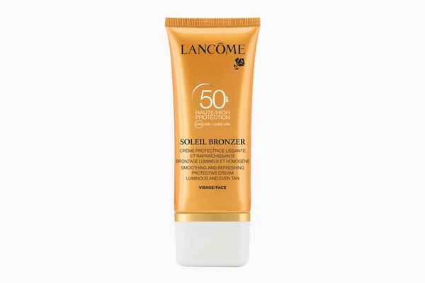 Lancome Soleil Bronzer Smoothing Protective Cream SPF 50