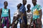 На розовом пляже: новая коллекция Фаррелла Уильямса для adidas Originals