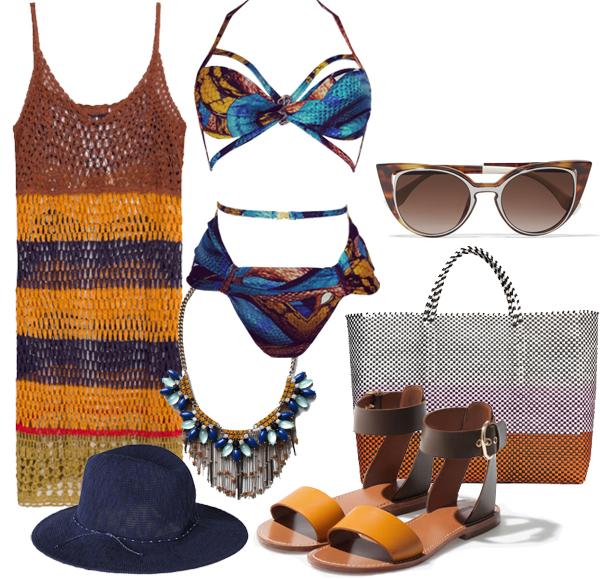 как одеться на пляж 2