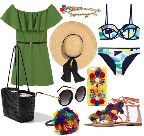 как одеться на пляж 4