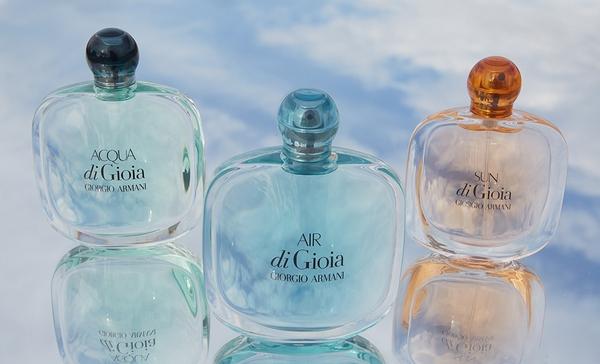 Giorgio Armani parfums