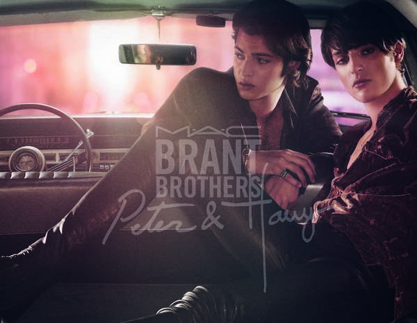 MAC Brant Brothers Unisex Makeup Collection_1