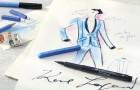 Карл Лагерфельд создал «набор художника» для Faber-Castell