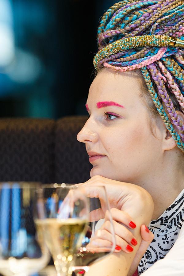 Блогер Хелене Ветик