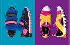 Сила цвета: неоновые сникеры Dolce & Gabbana