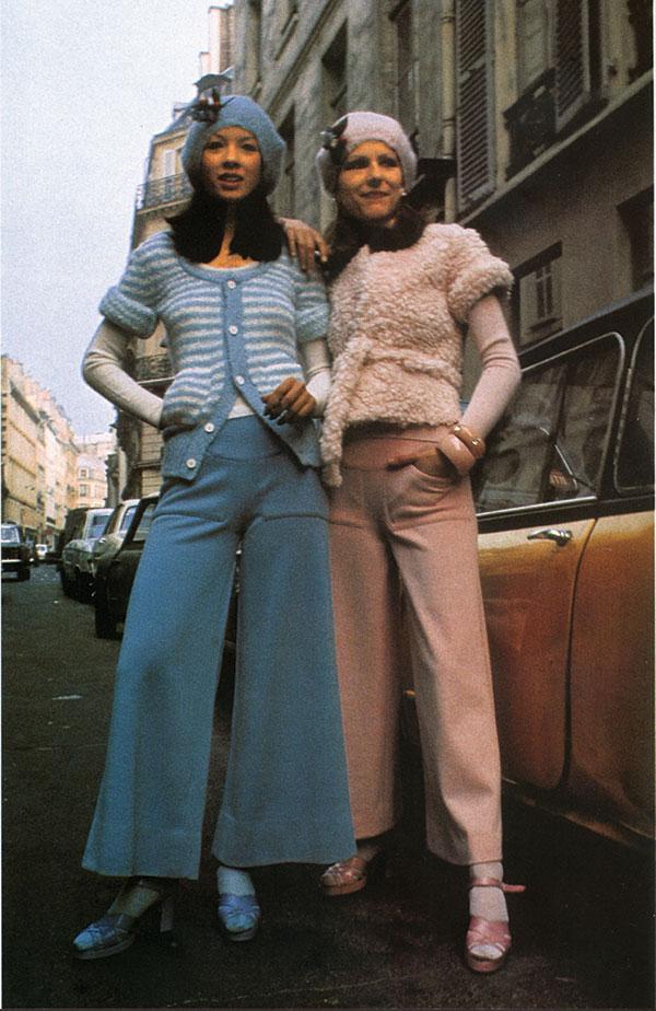 Sonia Rykiel, 1972
