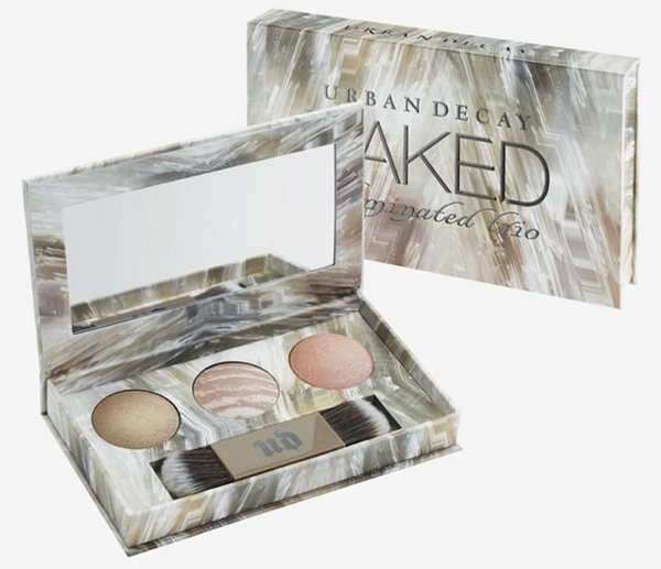Urban Decay Naked Illuminated Trio Highlighter Palette