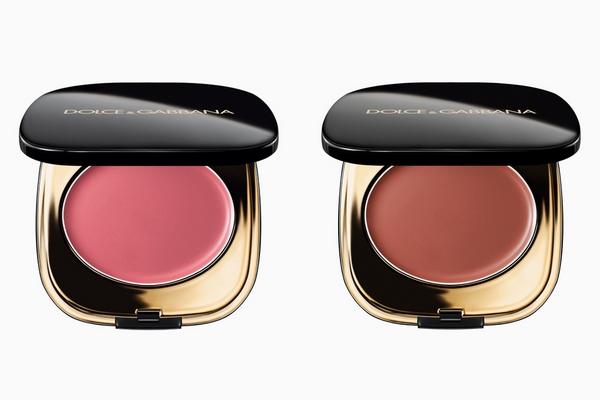 Румяна Rosa Carina и Rosa Alchimista_Dolce & Gabbana Blush of Roses