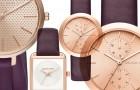 Осень в шоколаде: новая коллекция часов Michael Kors