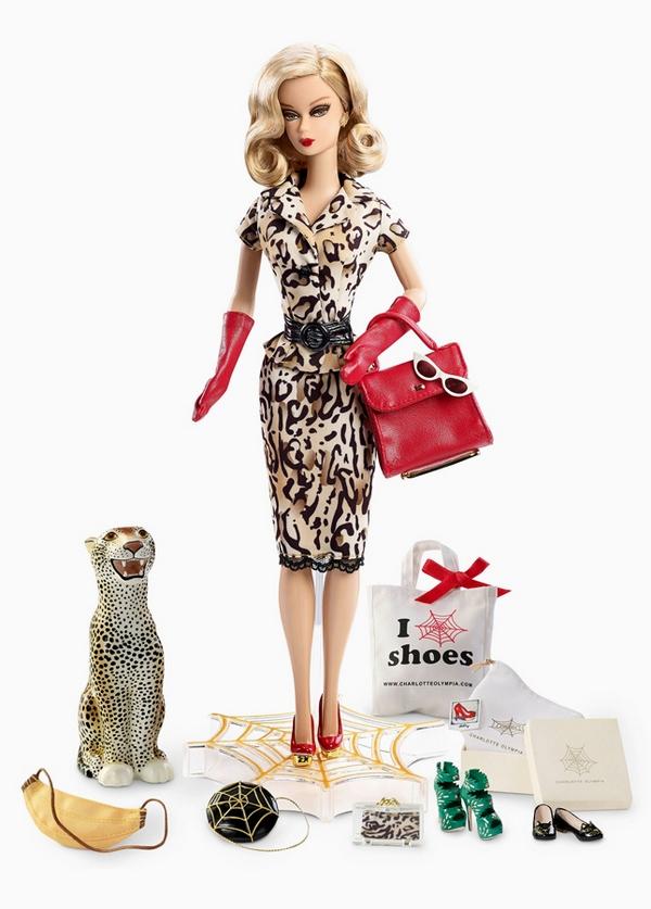 Charlotte Olympia x Barbie 2