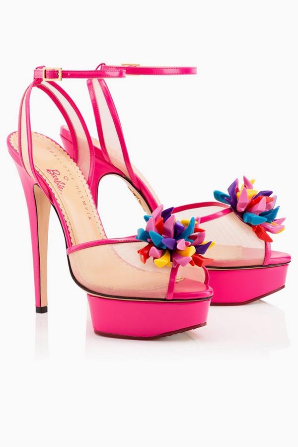 Charlotte Olympia x Barbie 6