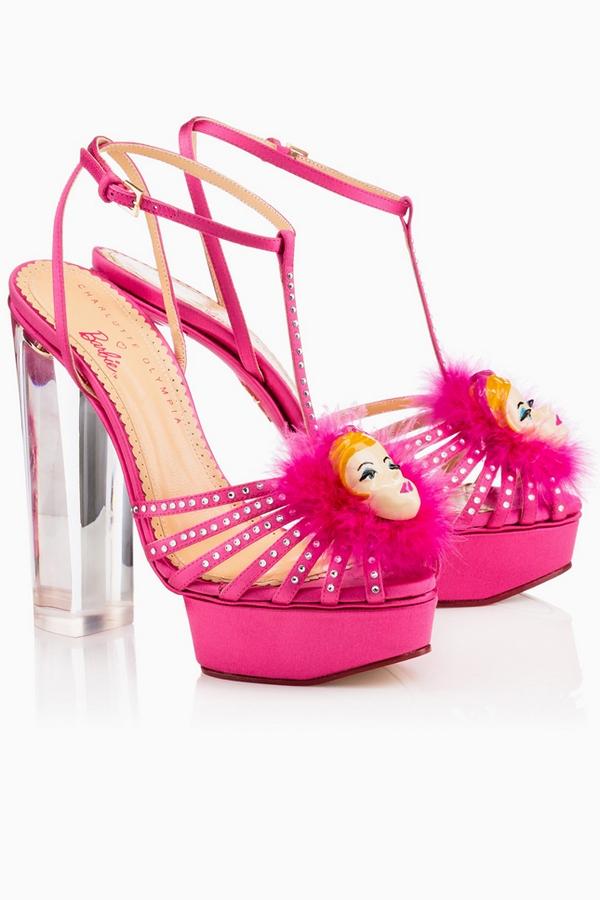 Charlotte Olympia x Barbie 7