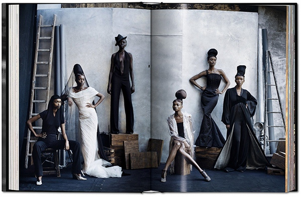 Peter Lindbergh. A Different Vision on Fashion Photography 1