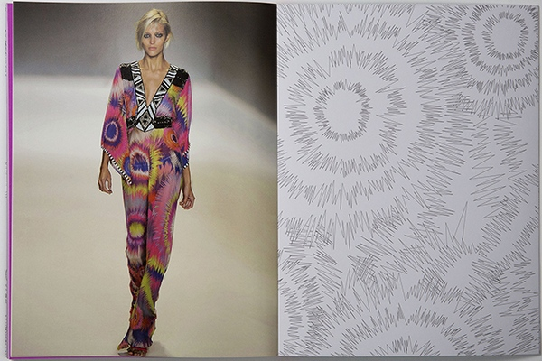 Williamson Fashion, Print & Colouring Book 13