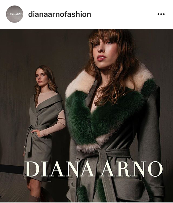 diana arno fashion