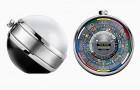 Louis Vuitton создали настольные часы с ярким циферблатом