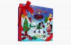 Джеремивилль создал праздничное оформление для рождественской коллекции Kiehl's