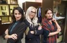 Предрождественский праздник в Gallery Fashion Showroom