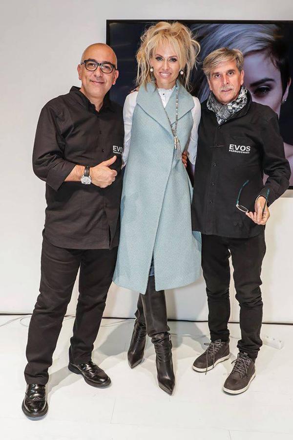 Michele Carovigno, Katrin Pihela и Pino Buonarrivo.