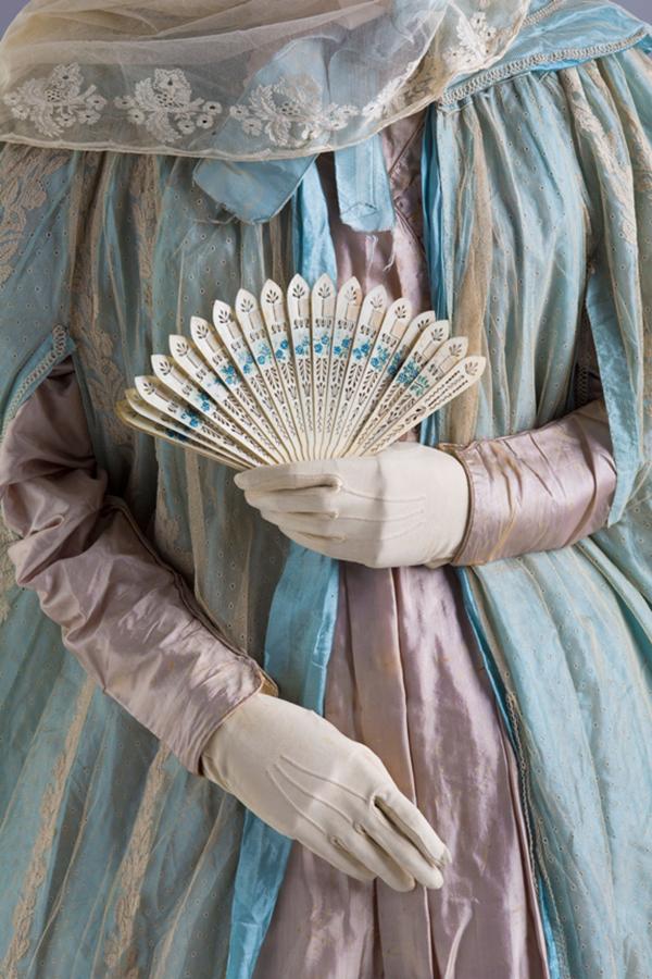 Мода эпохи романтизма (2)
