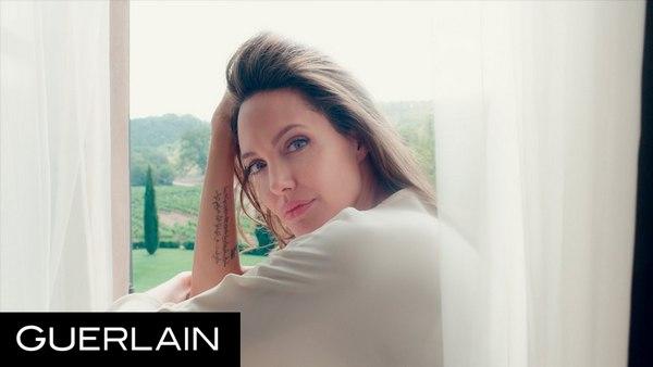 Mon Guerlain - Angelina Jolie