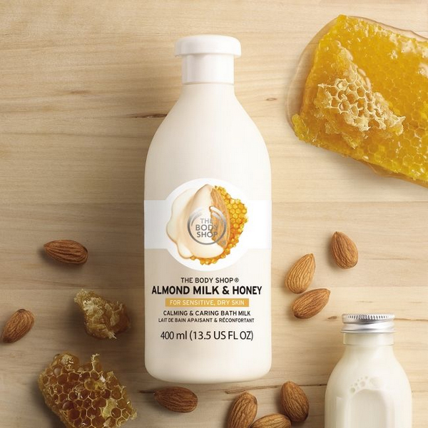 The Body Shop Almond Milk & Honey 2