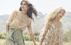 Дыхание лета в новой рекламной кампании H&M