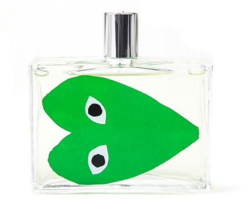 Green, Comme des Garcons